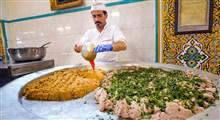 خوش مزه ترین غذاهای اصفهان