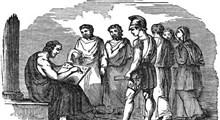 تفکیک دیرینه هنر و شعر در یونان
