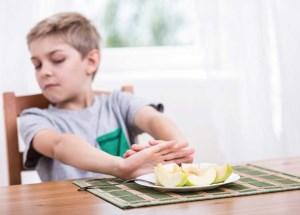 بررسی علل کم اشتهایی در کودکان