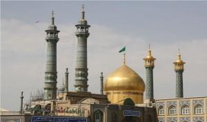 علت سفر حضرت معصومه به ایران