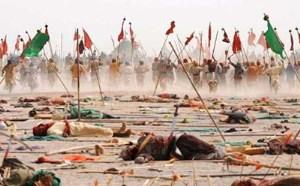 گزارشهای مجعول از قیام امام حسین (علیهالسلام)
