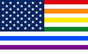 آمریکا؛ نماد همجنسبازی