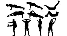 معرفی تمرینات ورزشی روزانه که مناسب بدن هستند