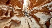 دره چاهکوه طبیعتی زیبا و کم نظیر برای گردشگران