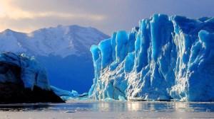 پیامد آب شدن یخچال های طبیعی