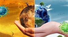 بررسی نقاط مثبت کرونا در جهان!