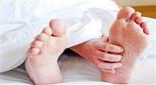 راجع به سندرم پاهای بی قرار چه میدانید؟