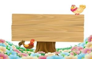 مرغ پر حنا