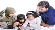 نکاتی در ارتباط با پوشش والدین در حضور کودکان