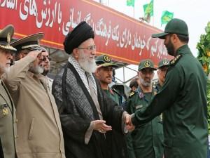 جایگاه سپاه در اسلام دفاع از حقوق ملت ها