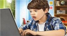 چند نکته ایمنی برای استفاده کودکان از اینترنت