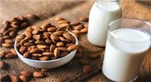 خواص شیر بادام و طرز تهیه آن