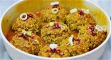 دستور پخت دو نوع کوفته برنجی