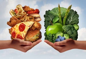 نقش کالری در سلامتی
