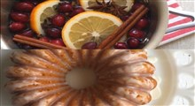 طرز تهیه کیک لیمو و نوشیدنی پوپوری