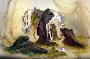 اتفاقات روز دهم محرم الحرام سال ۶۱ هجری قمری