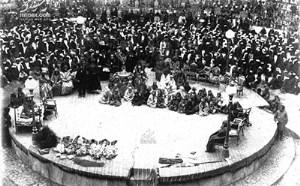 عزای عاشورایی شیعیان در زمان دولتهای سنی مذهب (قرن چهارم تا اوایل قرن هفتم)