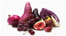 خواص میوه ها و سبزیجات بنفش