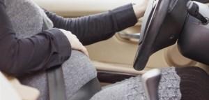 رانندگی در بارداری