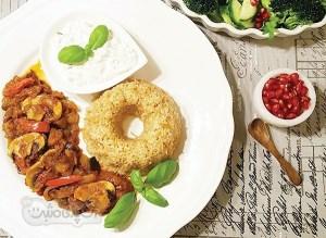 طرز تهیه خوراک سبزیجات(غذای رژیمی)