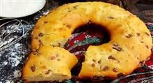 آموزش طرز تهیه سه نوع کیک کشمشی بسیار خوشمزه