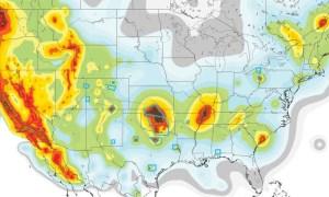 انسان با تزریق سیال به عمق زمین موجب بروز زلزله می شود