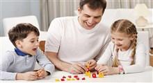خانواده و اسباب بازی کودک