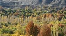 روستای سیرج قطعه ای از بهشت در دل کویر کرمان