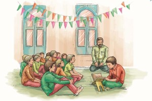 داستانی درباره حفظ قرآن به قلم یوسف یزدیان وشاره