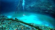 در اعماق این دریا، رودخانه ای در جریان است!