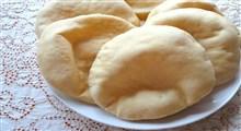 طرز تهیه نان پیتا به چند روش مختلف