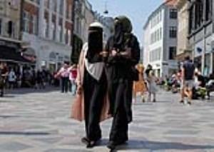 ممنوعیت پوشش صورت در دانمارک
