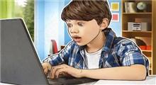 نکاتی برای حفظ ایمنی کودکان در فضای مجازی