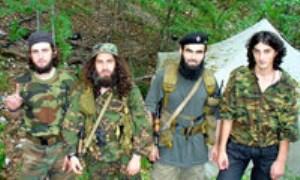 جنبشهای اسلامی قفقاز