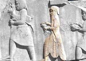 پوشش زنان در ایران باستان (بخش دوم)