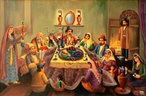 یلدا در ایران باستان