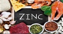 مواد غذایی سرشار از زینک کدامند؟