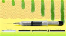 استفاده پزشکی-صنعتی از غلظت مایع در فناوری جدید سرنگ و در جذب و تبدیل کربن