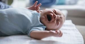 علائم و درمان استرس در نوزادان