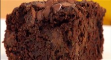طرز تهیه کیک کدوی شکلاتی
