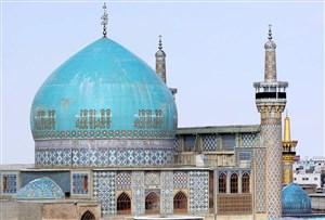 مسجد جلوه گاه هنر اسلامی