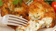 دستور پخت کتلت ماهی به چند روش مختلف