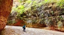 دره ارواح یکی از جاذبه های شهرستان دزفول