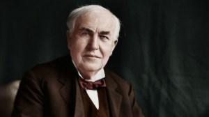 اختراعات جالب ادیسون