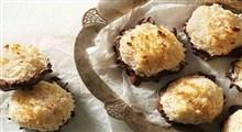 آموزش طرز تهیه شیرینی نارگیلی شیری، ایرمیک هویج و شیرینی شکری کره ای