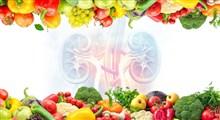 بهترین رژیم غذایی برای بیماران کلیوی