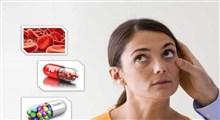 درمان بیماری کم خونی در زنان
