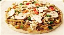 طرز تهیه سه نوع پیتزای تابه ای