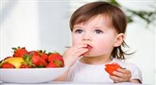 علائم الرژی غذایی در کودکان