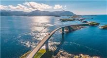 با مکان های دیدنی کشور نروژ آشنا شوید